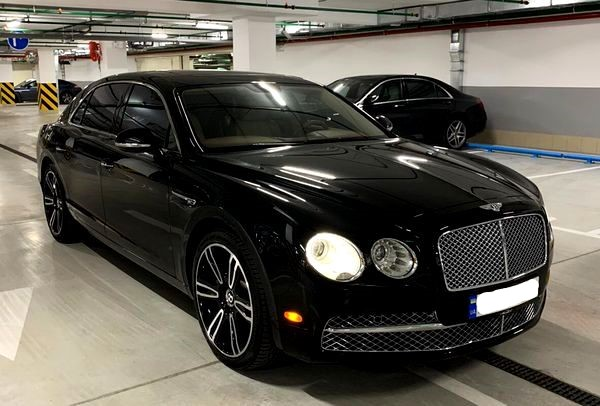 Bentley Continental Flying Spur 2017