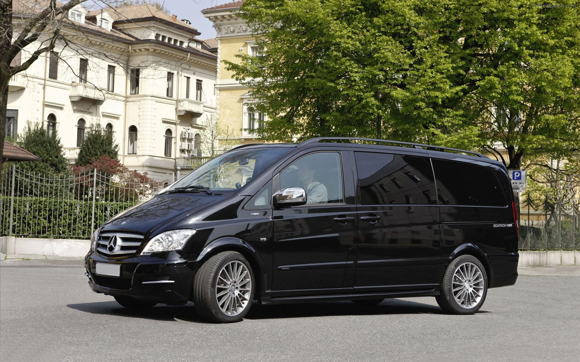 Mercedes-Benz Viano 4matik