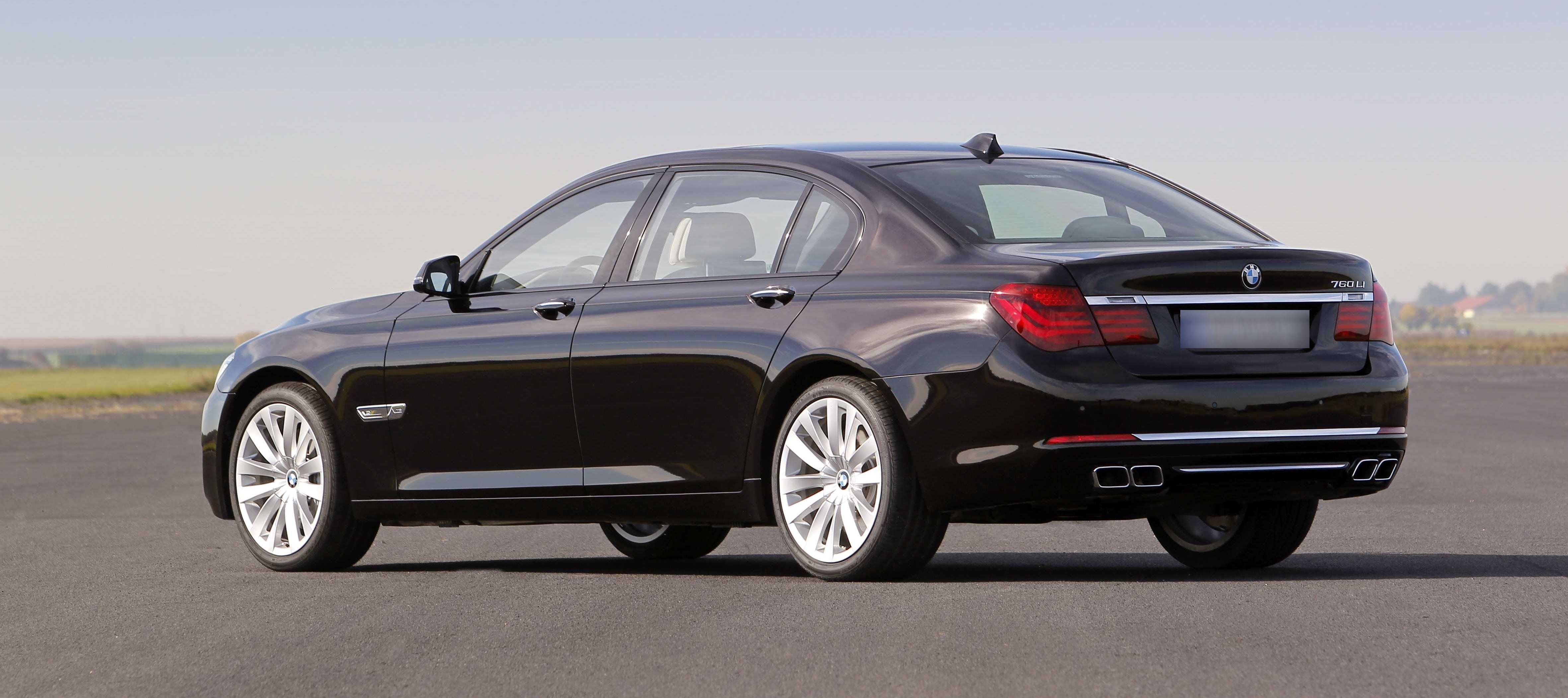 BMW 760I – 2012 GUARD B6/B7