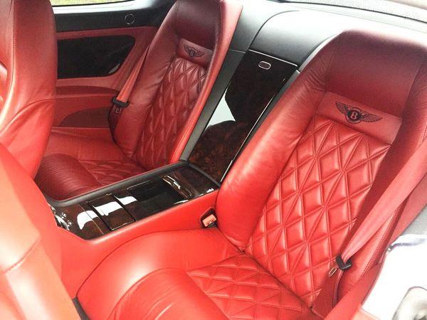 Bentley Continental GT W12 6.0 BiTurbo