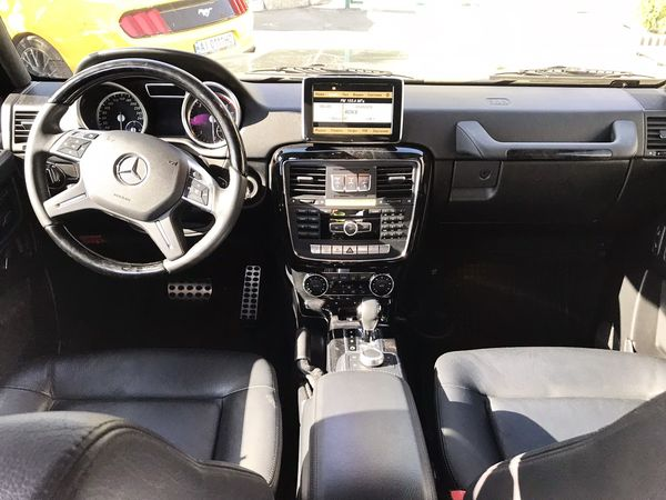 Mercedes Benz G350 CDI 2013