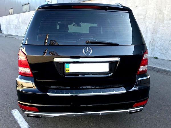 Mercedes GL350 AMG 2012