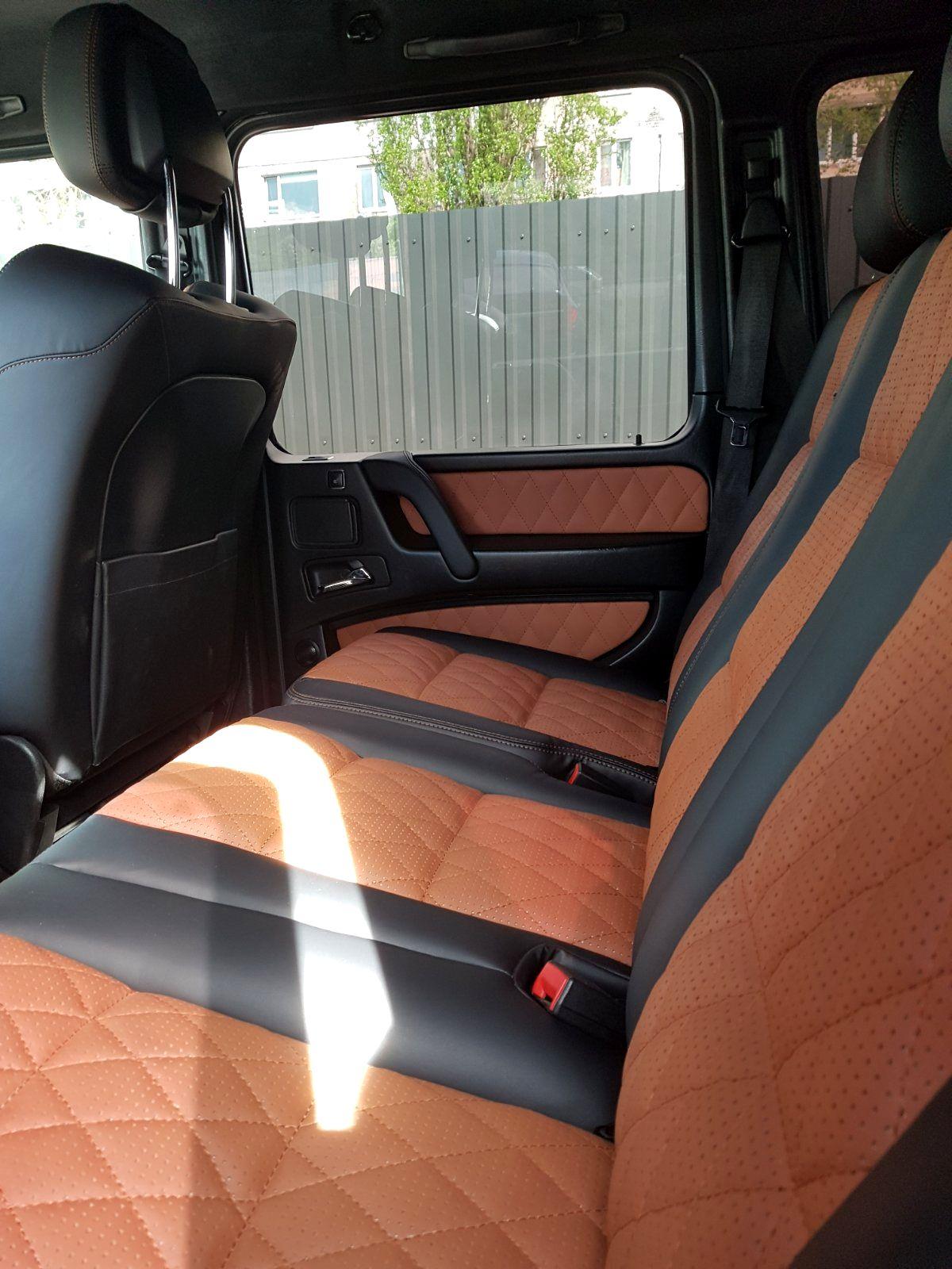 Mercedes Benz G350 CDI