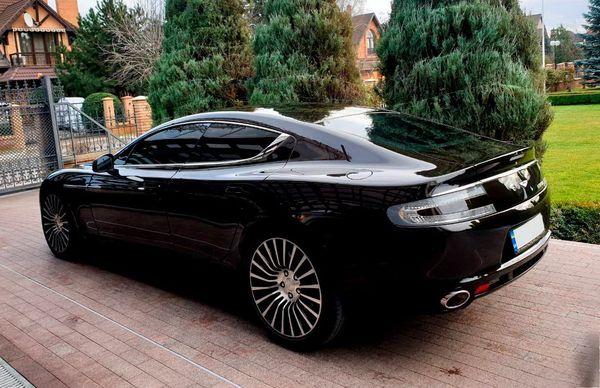 Aston Martin Rapide V12 6.0 2013