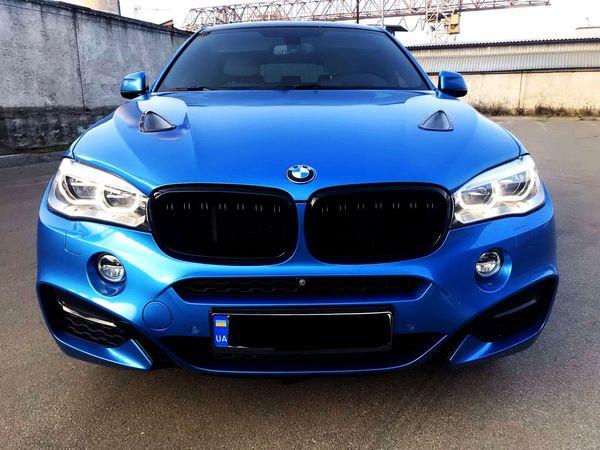 BMW X6M 50d 2017