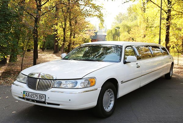 Lincoln Town Car 120 elit
