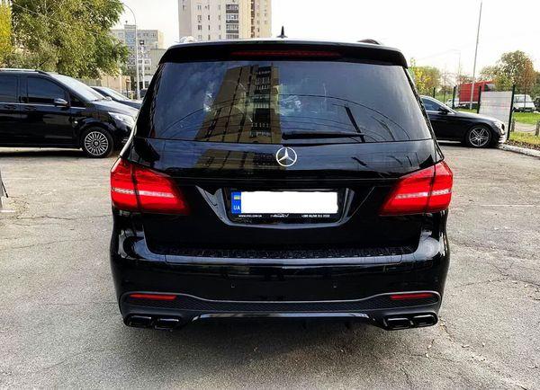 Mercedes-Benz GLS63AMG 2018