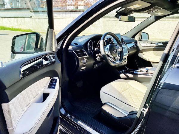 Mercedes-Benz GLS63AMG