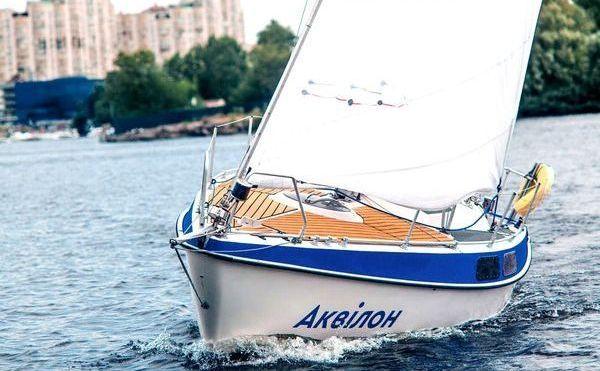 Аренда прокат парусной яхты