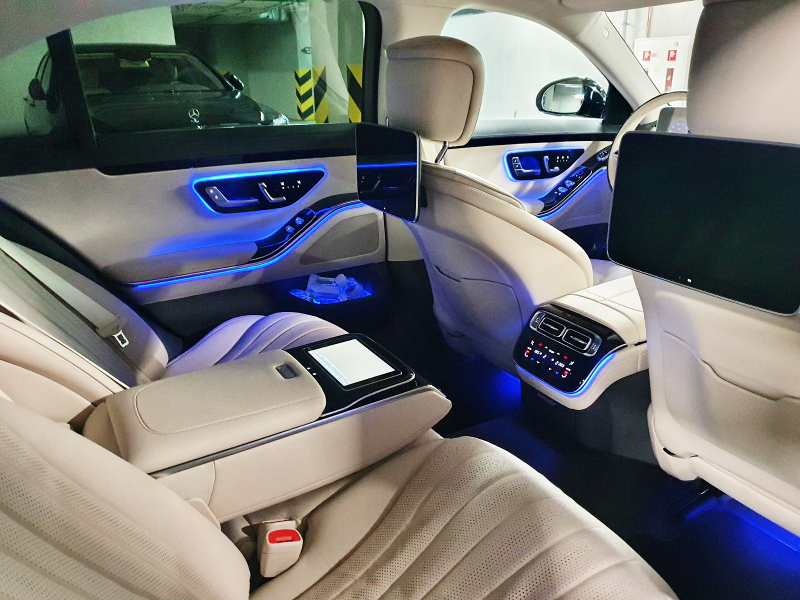 Mercedes-Benz W223 S-Class 2021