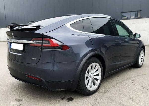 TESLA X 100D grey
