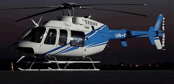 Textron Bell 407 GX