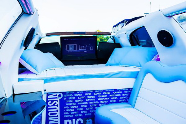 Aqua-Limousine прокат аренда