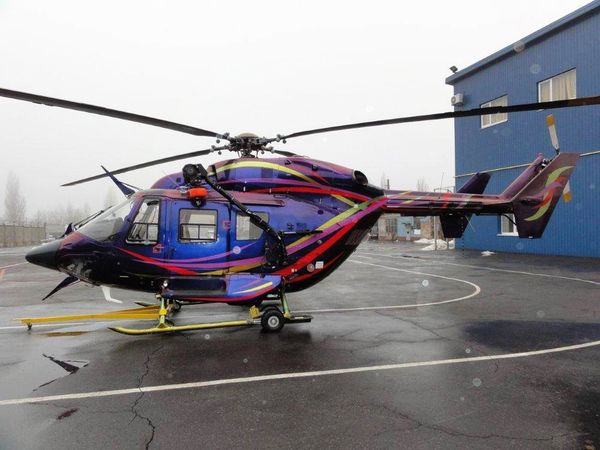 Airbus Eurocopter MBB BK117