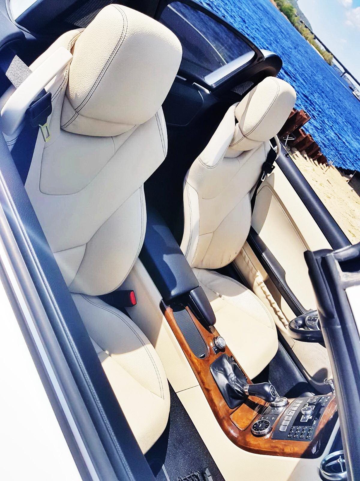 Mercedes SLK 250 cabrio