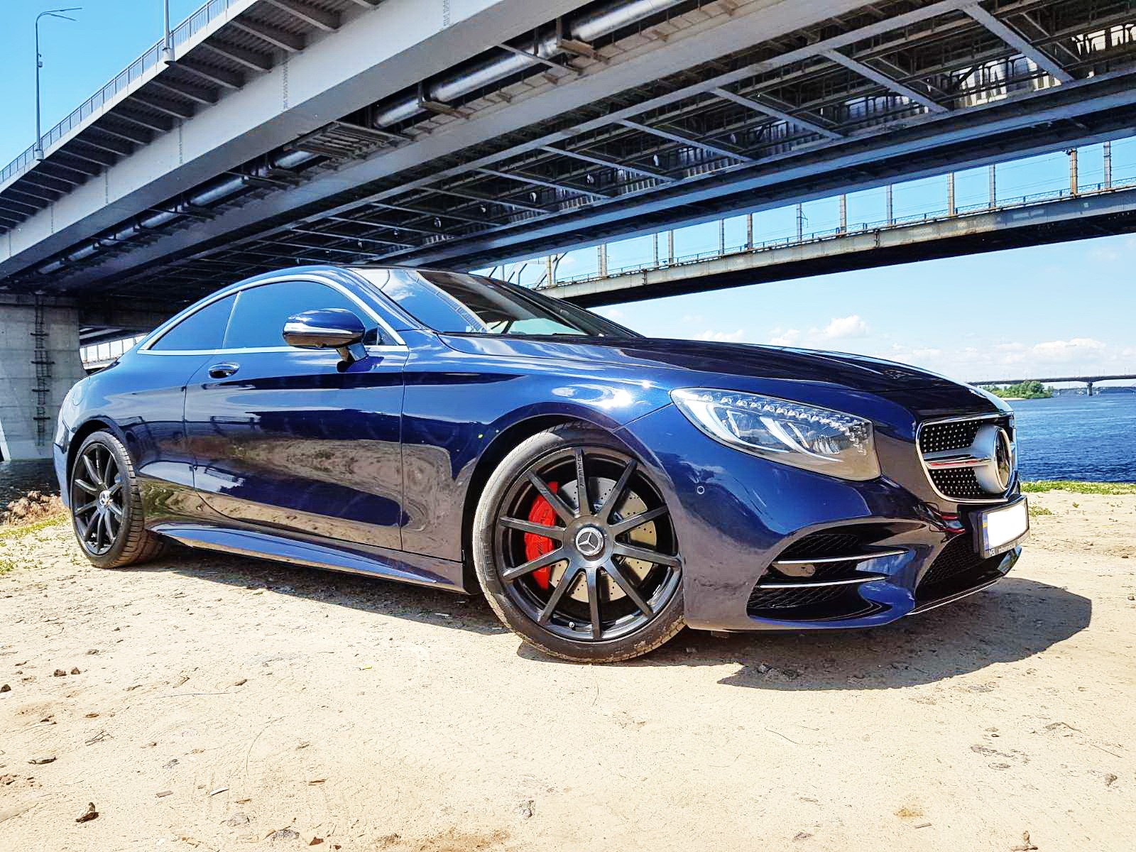 Mercedes-Benz S560 AMG Coupe